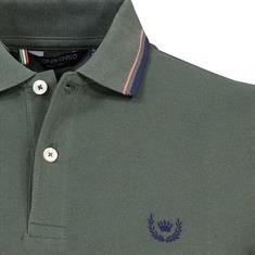 Consenso polo's 2001900 in het Olijf groen