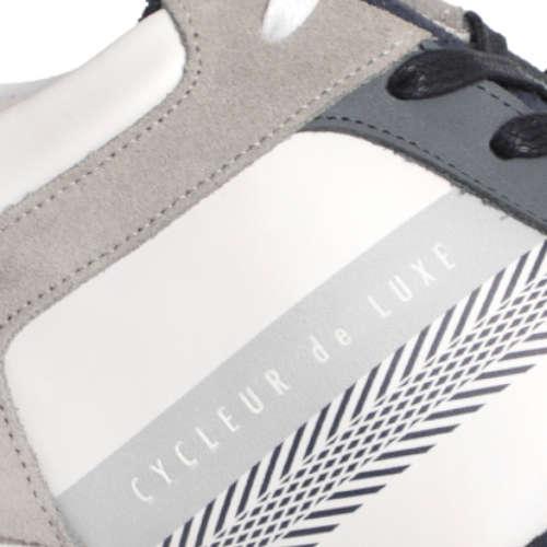 Cycleur de Luxe schoenen 201423 in het Wit/Blauw