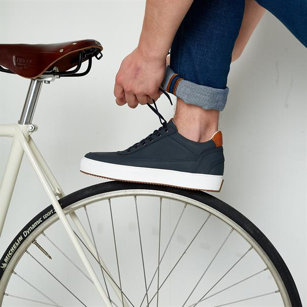 Cycleur de Luxe sneakers 201338 in het Donker Blauw