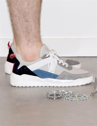 Cycleur de Luxe sneakers 211004 in het Wit