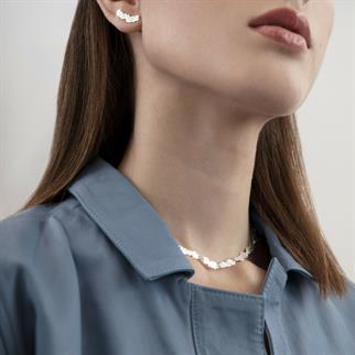 Dansk Smykkekunst accessoire 3c2441 in het Zilver