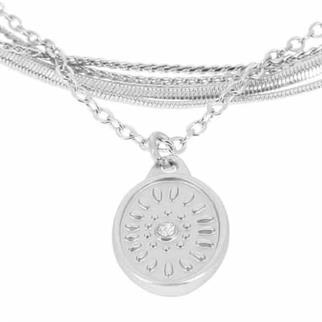 Dansk Smykkekunst accessoire 7c5325 in het Zilver