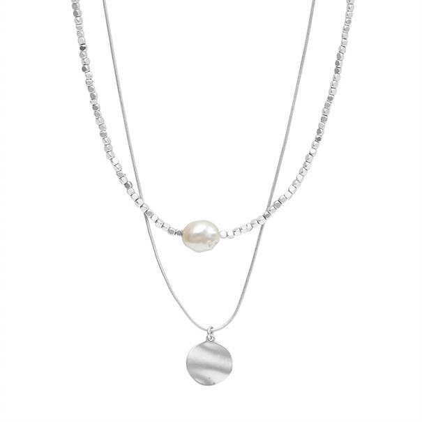 Dansk Smykkekunst accessoire 9c6372 in het Zilver