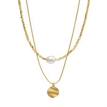 Dansk Smykkekunst accessoire 9c6373 in het Goud