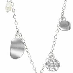 Dansk Smykkekunst accessoire 9c6375 in het Zilver
