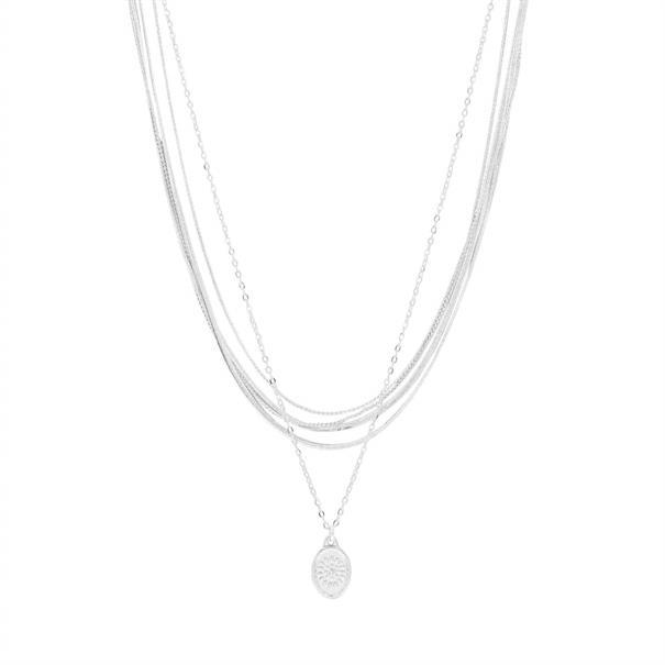 Dansk Smykkekunst accessoire 9c6450 in het Zilver