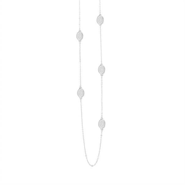 Dansk Smykkekunst accessoire 9c6452 in het Zilver