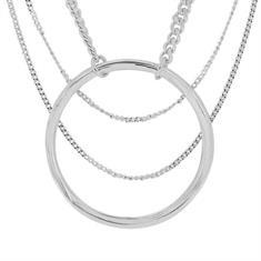 Dansk Smykkekunst accessoire 9c6482 in het Zilver