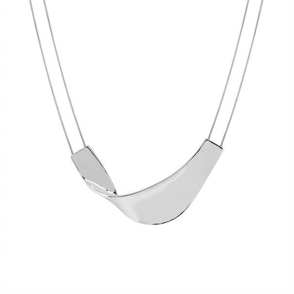 Dansk Smykkekunst accessoire 9c6488 in het Zilver