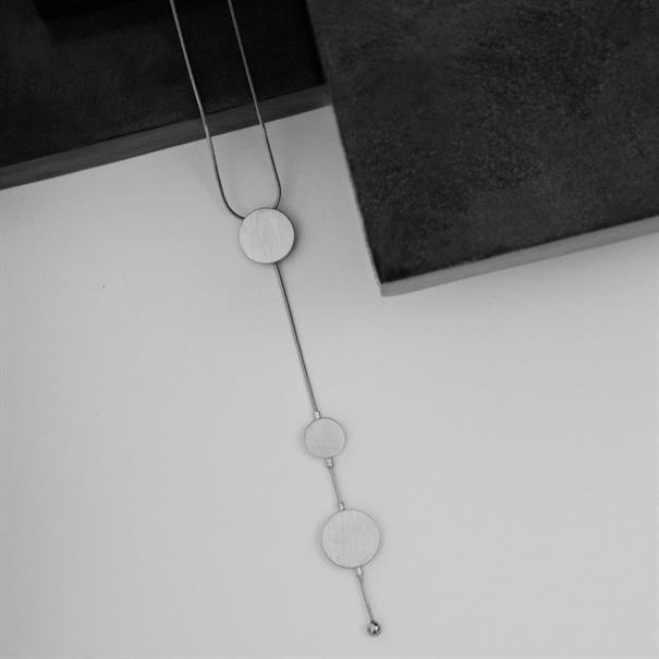 Dansk Smykkekunst accessoire 9c6548 in het Zilver