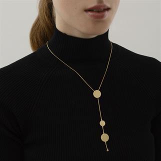 Dansk Smykkekunst accessoire 9c6549 in het Goud