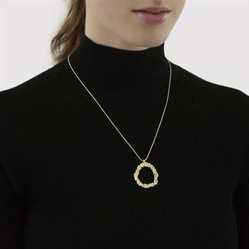Dansk Smykkekunst accessoire 9c6630 in het Goud