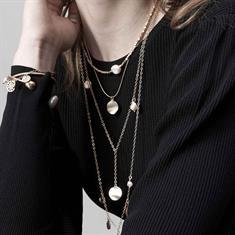 Dansk Smykkekunst accessoire 9c66379 in het Goud