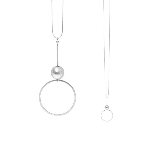 Dansk Smykkekunst accessoire 9h9000 in het Zilver