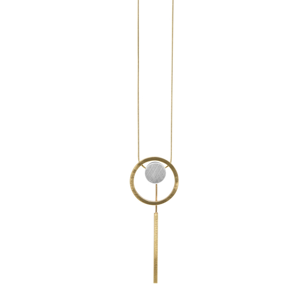 Dansk Smykkekunst accessoire 9h9072 in het Goud