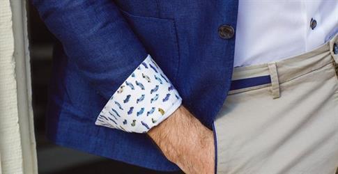 De juiste pasvorm voor een perfect mannenoverhemd