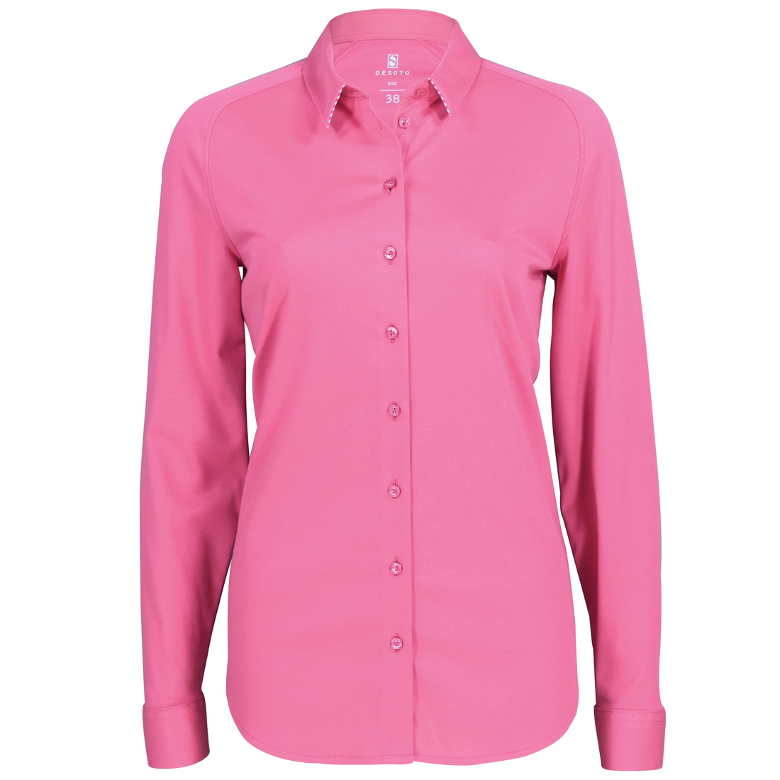 Image of Desoto blouse 80050-2 in het Fuxia