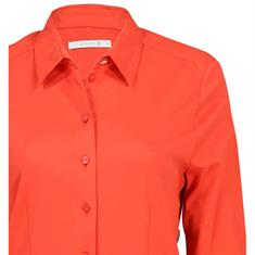 Desoto blouse 90985-2 in het Rood