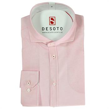 Desoto business overhemd Slim Fit 50008-3 in het Roze