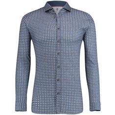 Desoto casual overhemd 80108-3 in het Khaky