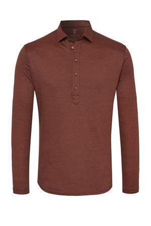 Desoto casual overhemd -----/97018-3 in het Bruin