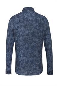 Desoto casual overhemd 98308-3 in het Denim