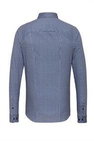 Desoto casual overhemd Slim Fit 97213-3 in het Blauw