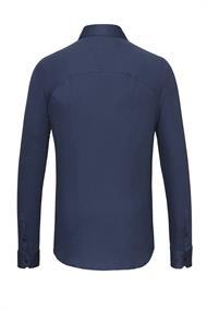 Desoto casual overhemd Slim Fit 97507-3 in het Hemels Blauw