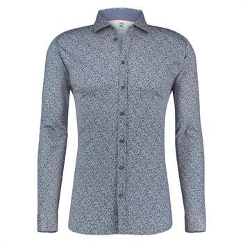 Desoto jersey overhemd 60308-3 in het Blauw
