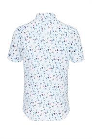 Desoto overhemd 33431-3 in het Zwart