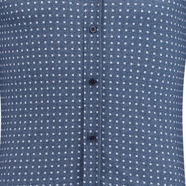 Desoto overhemd 80108-3 in het Blauw