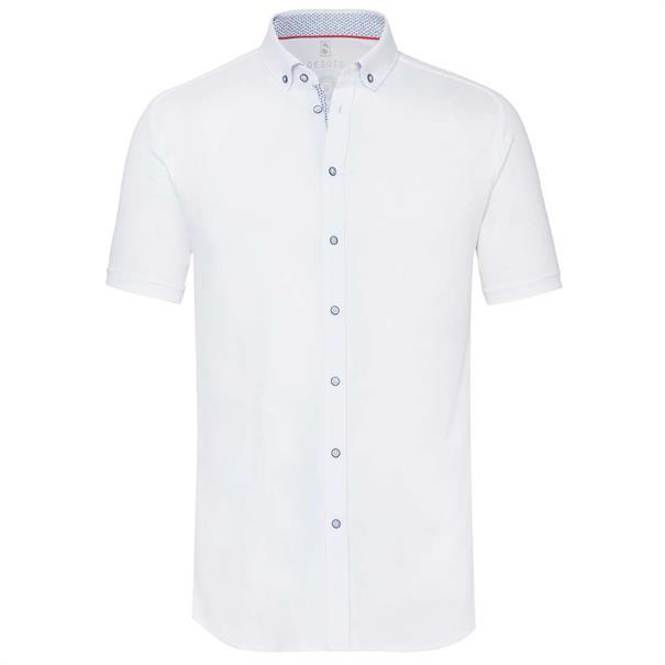 Desoto overhemd Slim Fit 90031-3 in het Wit
