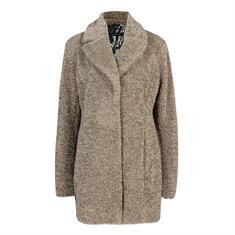 District jassen furla fur in het Beige