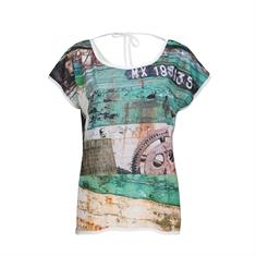 Dividere t-shirts 0320div-camaret in het Multicolor
