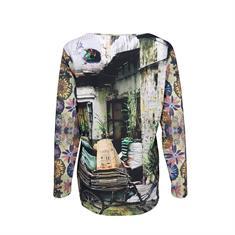 Dividere t-shirts 0402fiets in het Multicolor