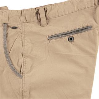 Donar shorts 76807-1020.1 in het Beige
