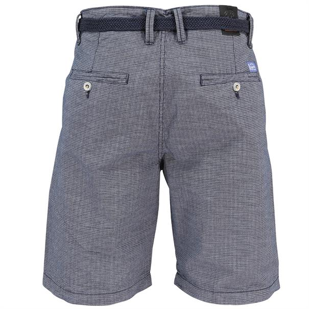 Donar shorts 76871-1194.1 in het Donker Blauw