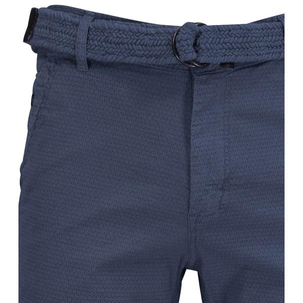 Donar shorts 76873-1196.1 in het Blauw