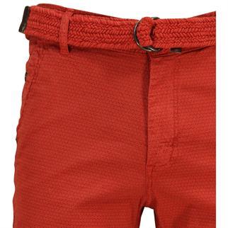 Donar shorts 76873-1196.1 in het Rood