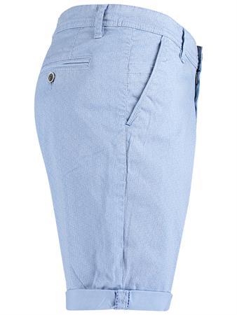 Donar shorts 76928-1306.1 in het Blauw