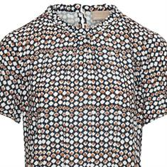 Dreamstar blouse 201augusta in het Blauw