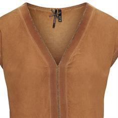 Dreamstar blouse 201mars in het Bruin