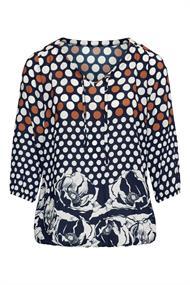 Dreamstar blouse 201riley in het Blauw