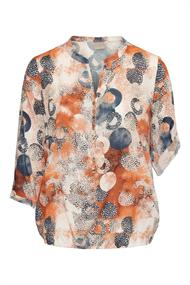 Dreamstar blouse 201silly in het Blauw