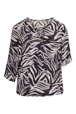 Dreamstar blouse 215bestry in het Paars