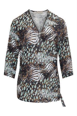 Dreamstar blouse 215doron in het Mint Groen