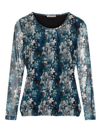 Dreamstar blouse 215kimber in het Mint Groen