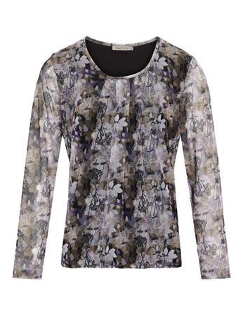 Dreamstar blouse 215kimber in het Paars