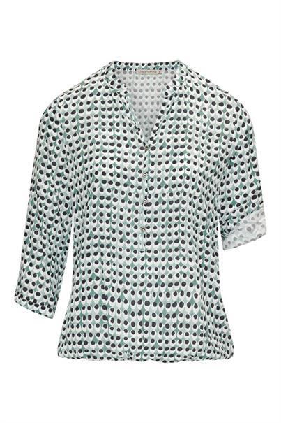 Dreamstar blouse 215paxx in het Mint Groen