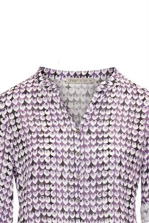 Dreamstar blouse 215paxx in het Paars